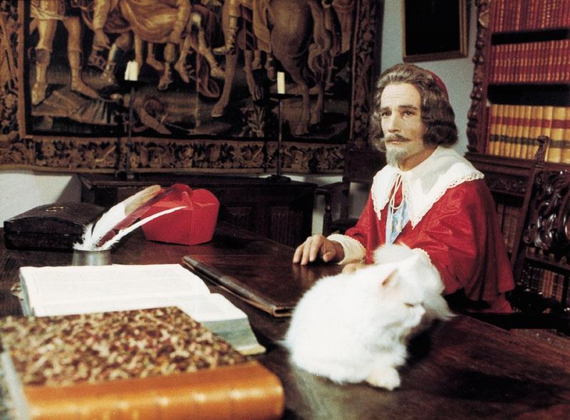 Čtyři sluhové a čtyři mušketýři (1973)