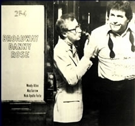 Danny Rose z Broadwaye (1984)