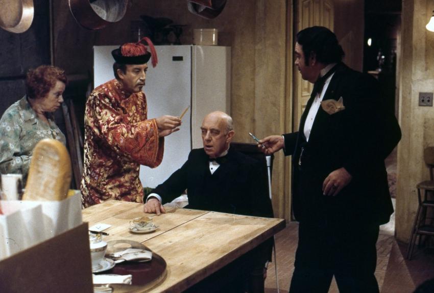 Vražda na večeři (1976)