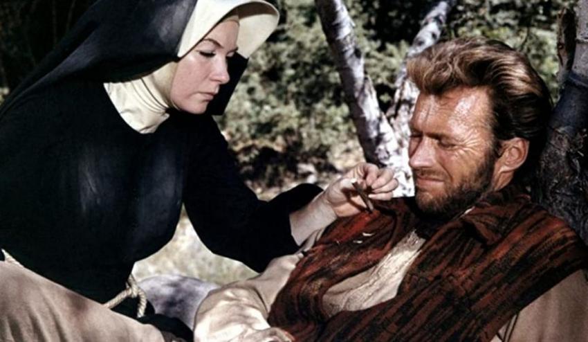 Dva mezci pro sestru Sáru (1970)