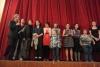 z premiéry filmu - Ivan Vojnár, Igor Orozovič, Patrik Děrgel a Berenika Kohoutová