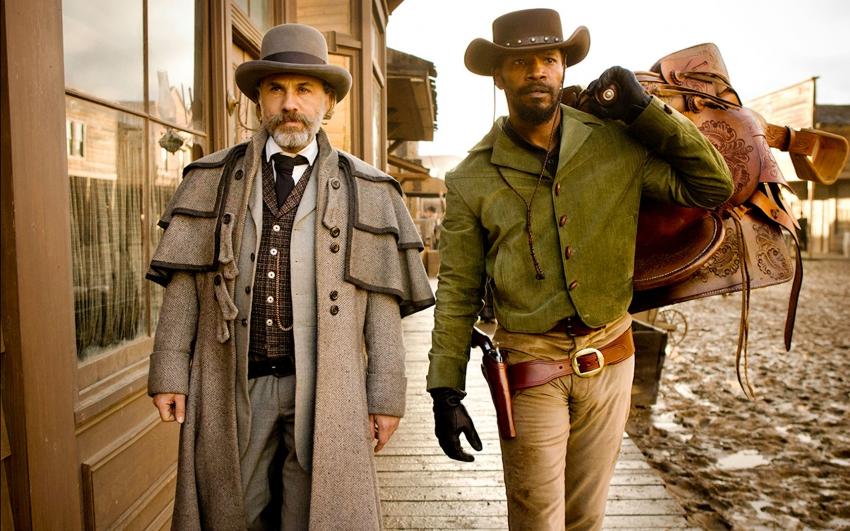 Nespoutaný Django (2012)