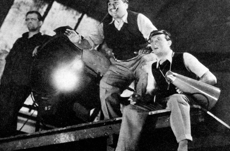 Zamilovaná firma (1932)