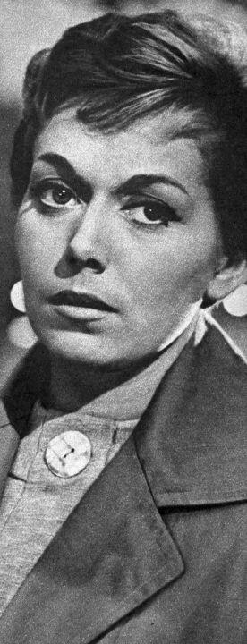 Pohled do očí (1961)