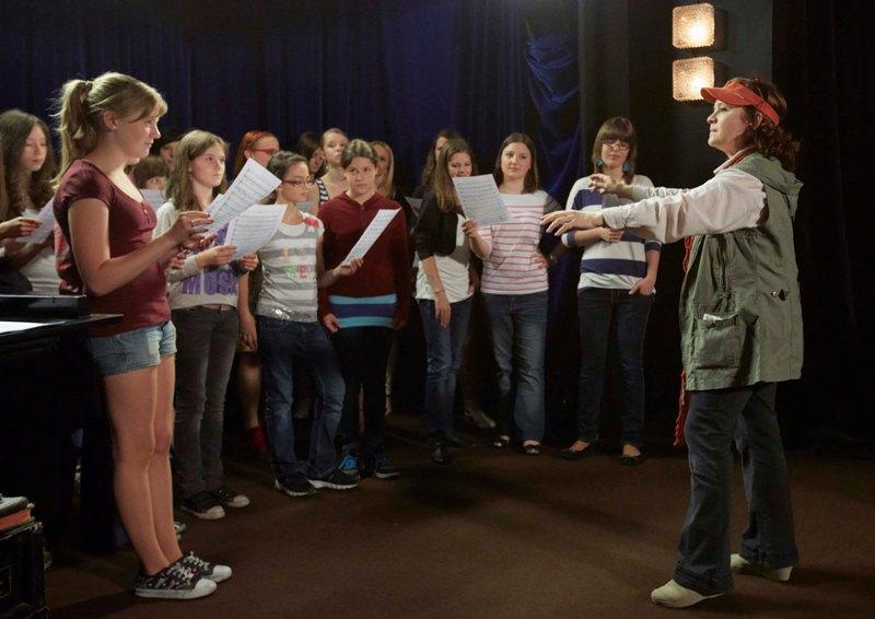 Gympl s (r)učením omezeným (2012) [TV seriál]