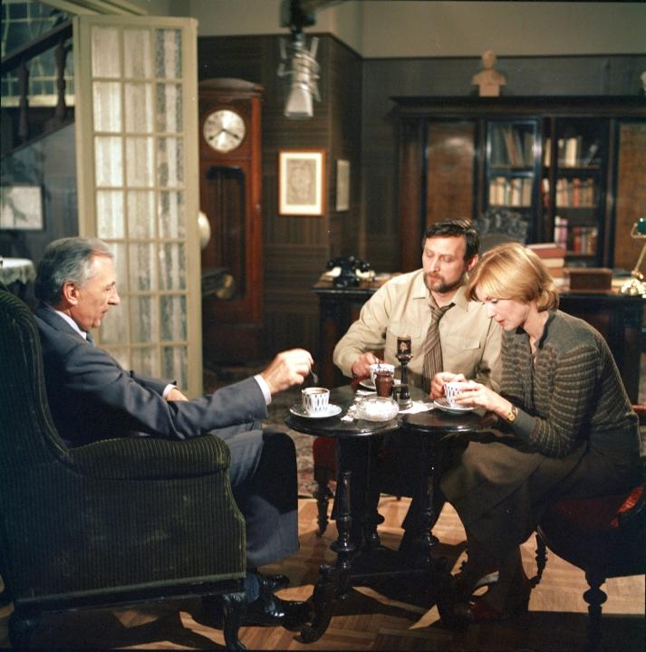 Nemocnice na kraji města (1977) [TV seriál]