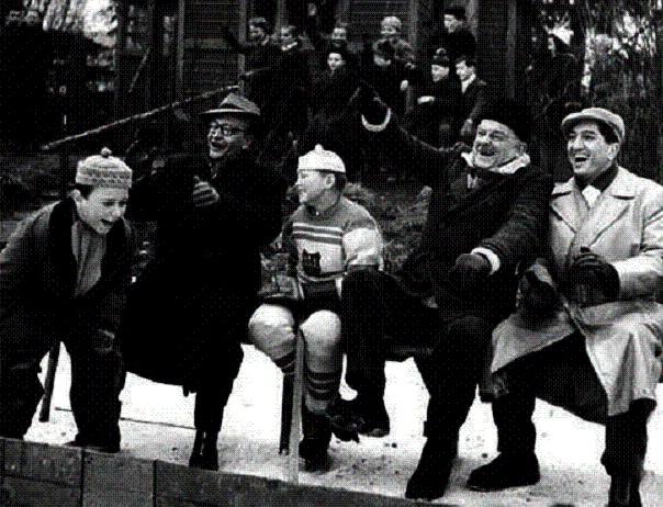Jiří Suk, Miroslav Homola, Karel Bureš, Otomar Korbelář, Přemysl Kočí
