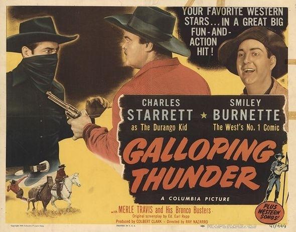Galloping Thunder (1946)