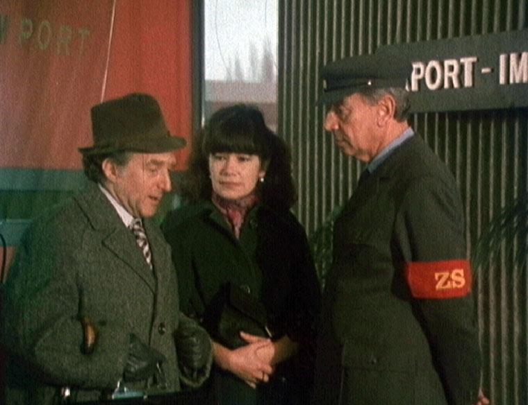 Jiří Hálek a Uršula Kluková