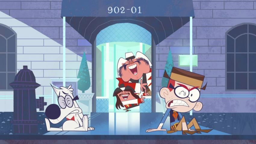 Show pana Peabodyho a Shermana (2015) [TV seriál]