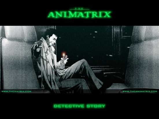 Animatrix - Detektivní příběh (2003)