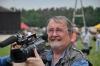 Eduard Hrubeš na leteckém dni v Kuněticích u Pardubic 4.června 2011