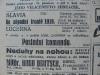 zdroj: Ústav filmu a audiovizuální kultury na Filozofické fakultě, Masarykova Univerzita, denní tisk z února 20.12.1930
