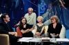 Aleš Ulm, Eva Salzmannová, Dana Batulková a Iva Hüttnerová