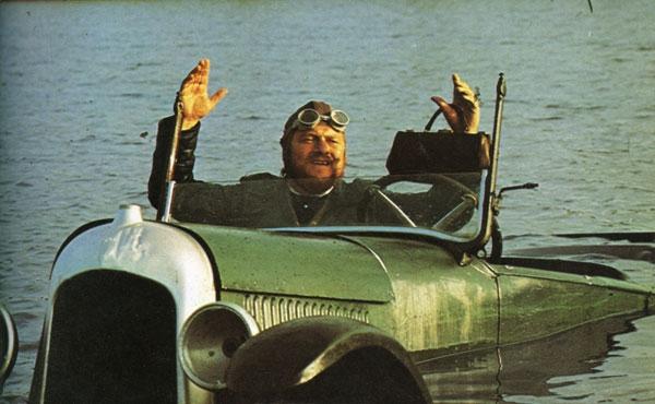 Pomoc! doktor se topí! (1974)