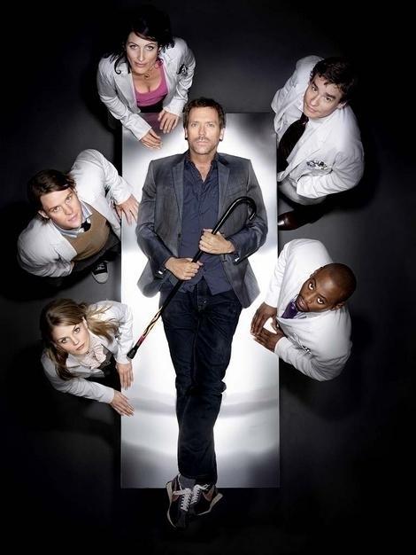 Dr. House (2004) [TV seriál]