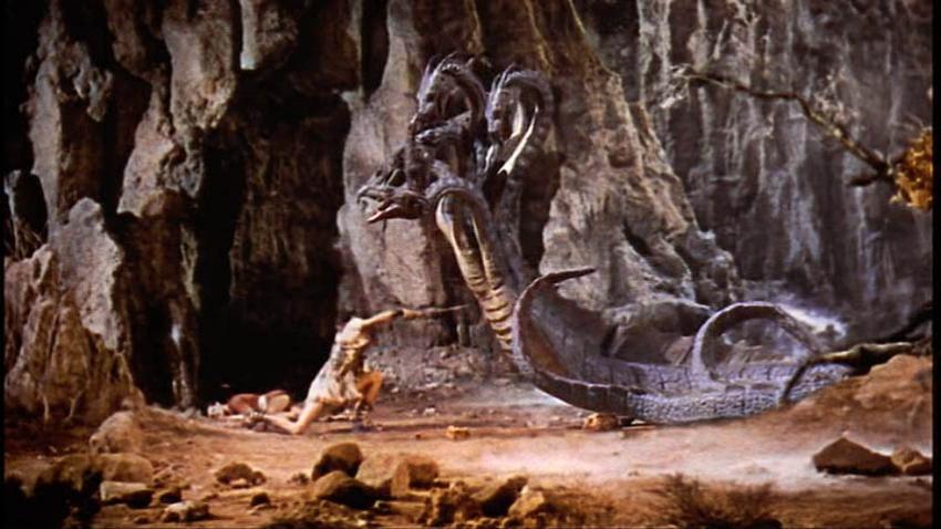 Jáson a Argonauti (1963)
