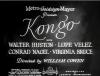 Kongo (1932)