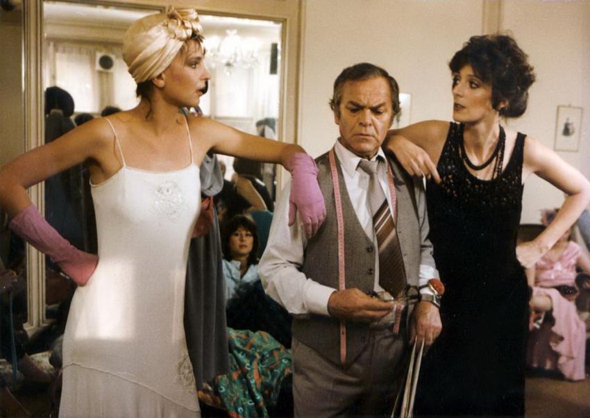 Černá punčocha (1987)