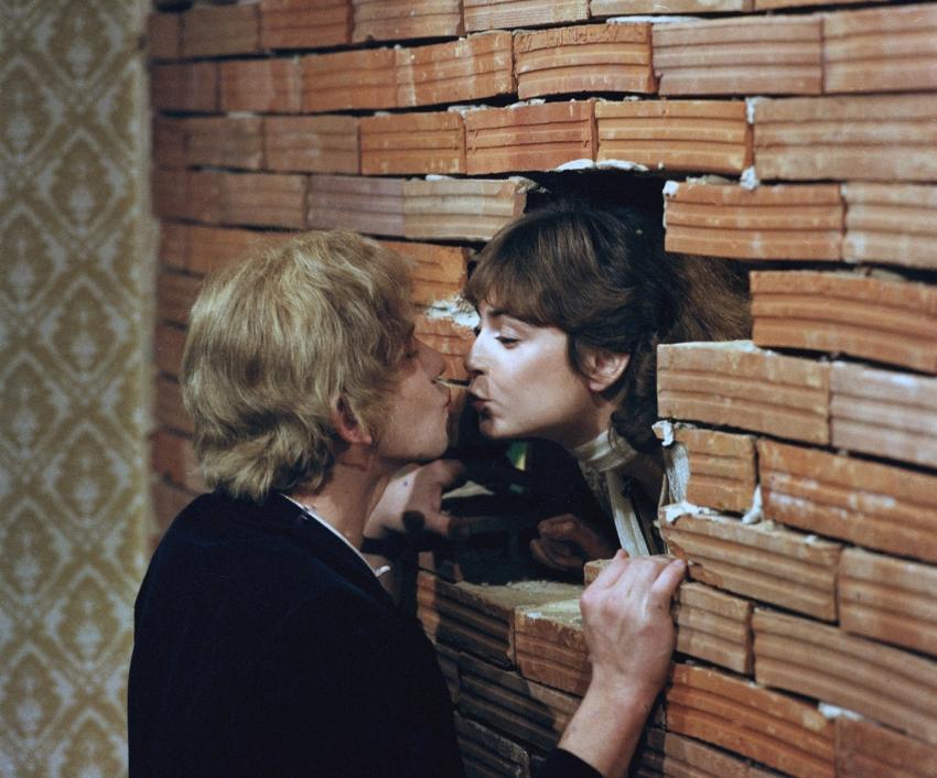 Díra ve zdi (1983) [TV inscenace]
