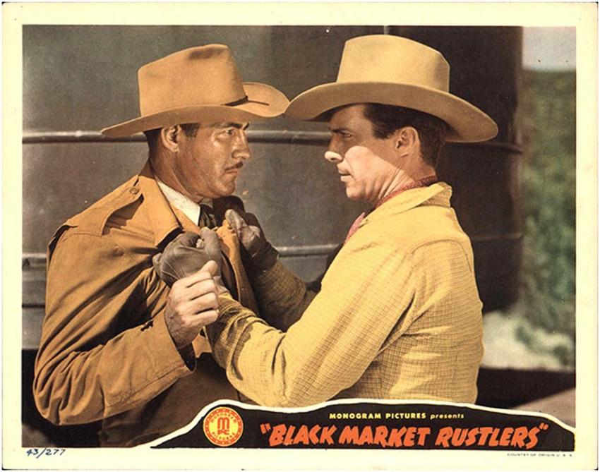 Black Market Rustlers (1943)