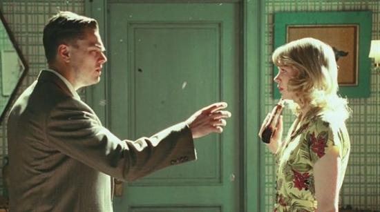 Leonardo DiCaprio a  Michelle Williams