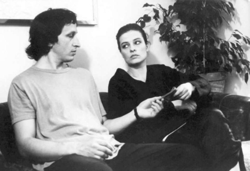 Jan Kraus a Jana Krausová