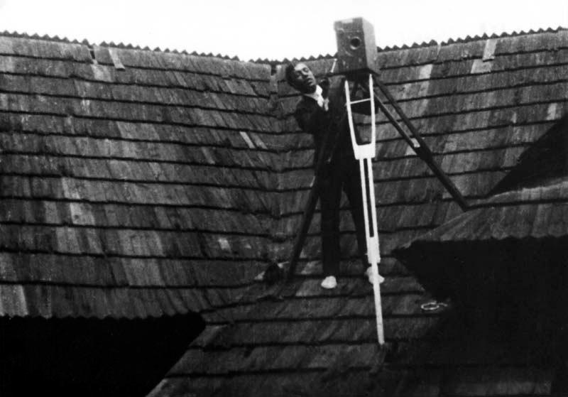 Nikyho velebné dobrodružství (1920)