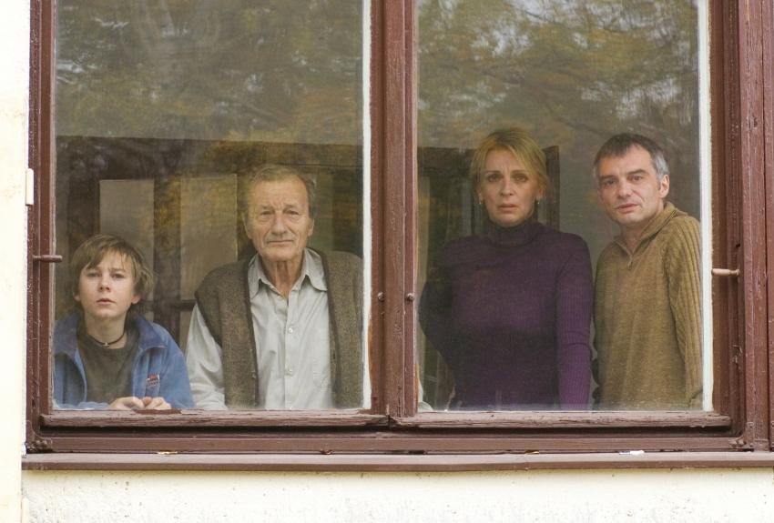 Marek Gallo, Radoslav Brzobohatý, Ivana Chýlková a Ivan Trojan