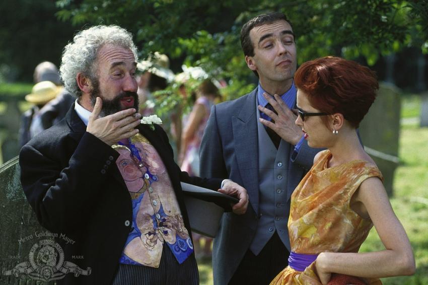 Čtyři svatby a jeden pohřeb (1993)
