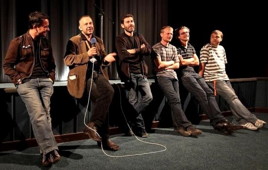 Úvodní slovo k filmu Tobruk (Česká republika, Slovenská republika) (2009)