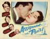 Assignment - Paris (1952)