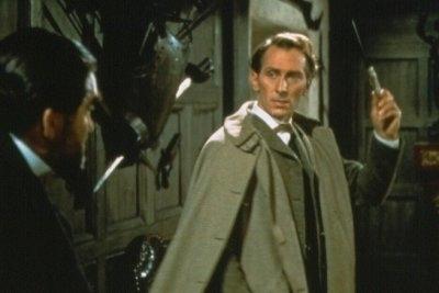 Pes baskervillský (1959)