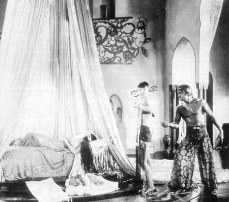 Zloděj z Bagdádu (1924)