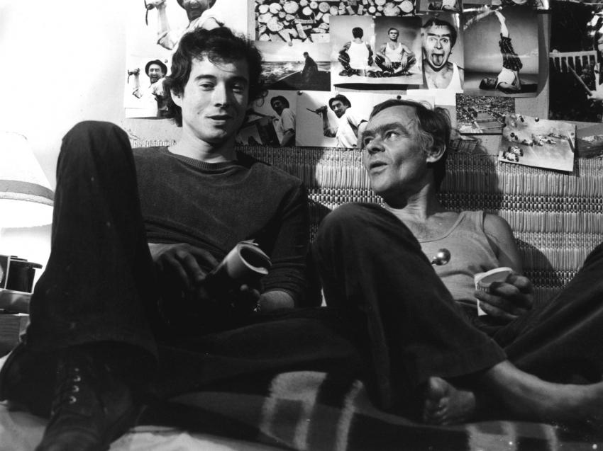 Mladý muž a bílá velryba (1978)