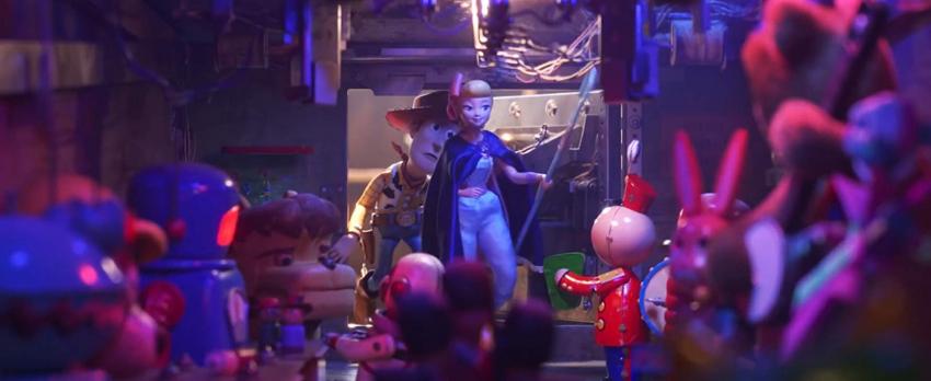 Toy Story 4: Příběh hraček (2019)
