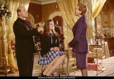 Deník princezny (2001)