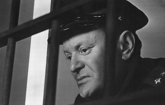 Šerif za mrežami (1965)