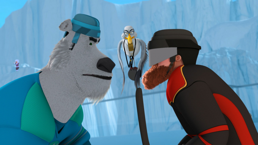 Ledová sezóna: Medvědi jsou zpět (2018)