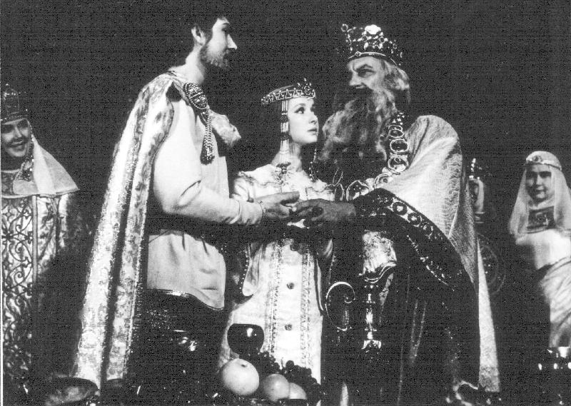 Ruslan a Ludmila (1973)