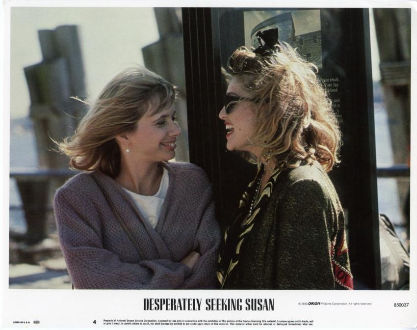 Hledám Susan. Zn.: Zoufale (1985)