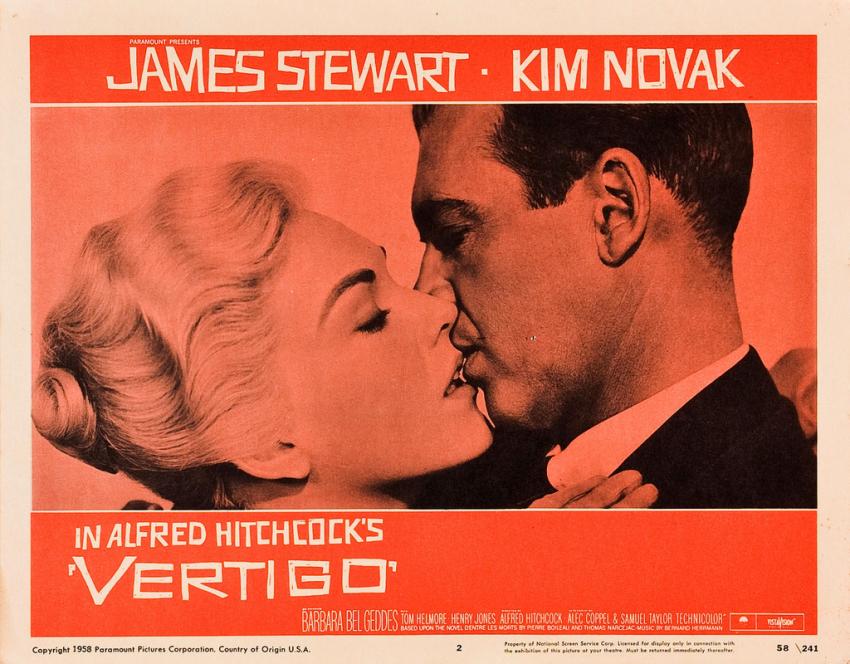Závrať (1958)