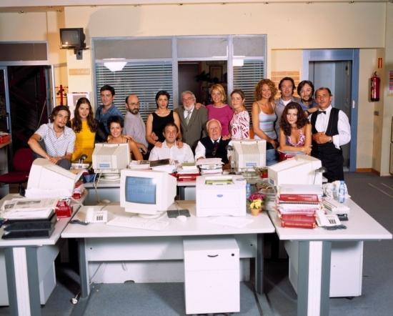 Redakce (2004) [TV seriál]