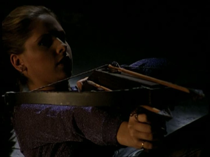 Buffy - zabíječka upírů (1992)