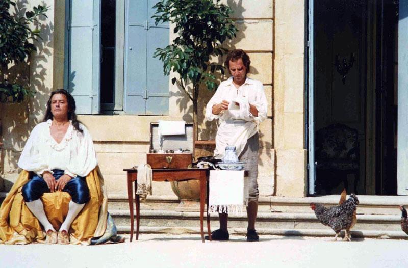 Návrat Casanovy (1992)