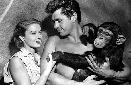 z filmu Tarzan
