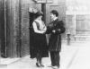 Edna Purviance a Charles Spencer Chaplin