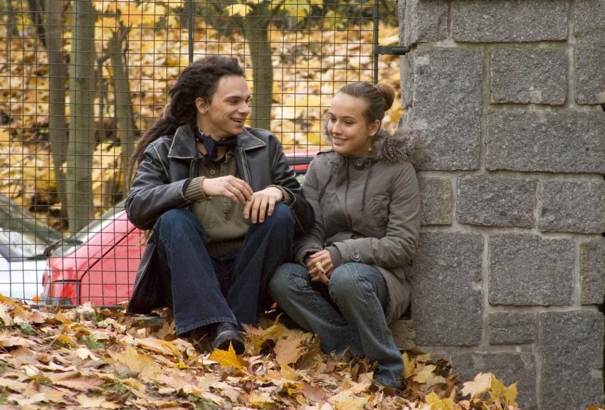 Filip Cíl a Tereza Voříšková