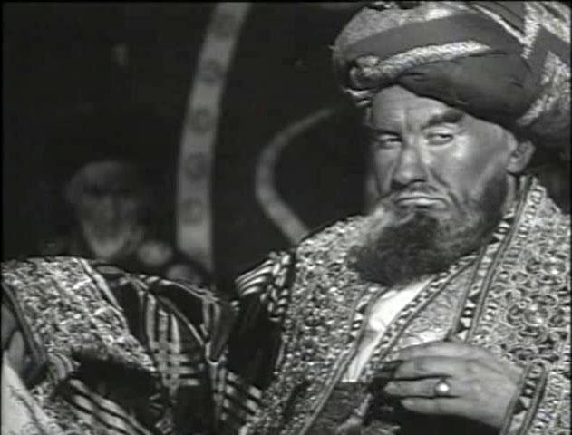 Nasreddin v Buchaře (1943)