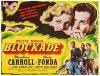 Blokáda (1938)